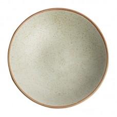 Olympia Canvas ondiepe schalen crème 20cm per 6