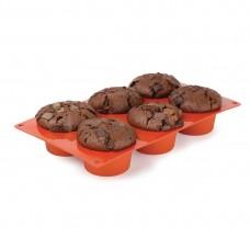 La pavoni patisserievorm 6 muffins Patisserie
