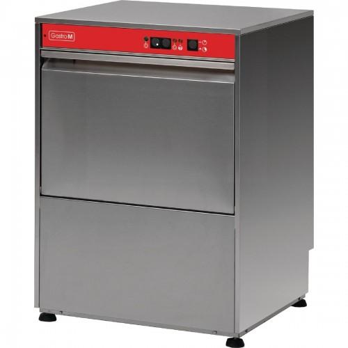GASTRO-M Vaatwasmachine DW51 400V Afvoerpomp en zeepdispenser. Vaatwasmachines