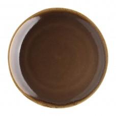 Olympia Kiln coupe borden bruin 23cm per 6