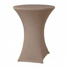 Samba stretch statafelhoes taupe D2