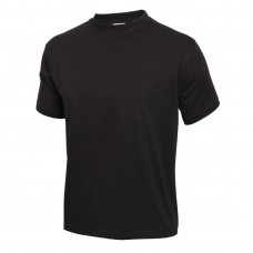 T-shirt zwart - Maat XL Heren Shirts