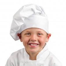 Whites koksmuts voor kinderen wit Koksmutsen en Caps