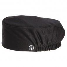Chef Works coolvent unisex cap zwart Koksmutsen en Caps
