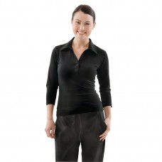 Dames shirt zwart - Maat XS Dames Shirts