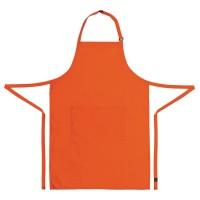 Colour by Chef Works halterschort oranje