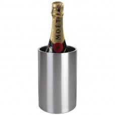 Wijnkoeler geborsteld roestvrij staal Wijn- Champagnekoelers