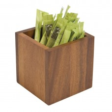 T&G Woodware vierkant tafelbakje Ontbijtartikelen