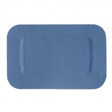 Pleisters 7,5 x 5cm blauw EHBO Artikelen