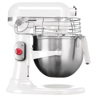 KitchenAid professionele mixer 6,9ltr wit Blenders en Mixers