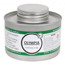 Olympia brandpasta