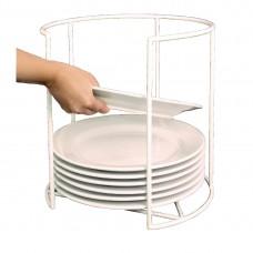 Bordenstapelaar Voor borden van 15(Ø)cm Bordenrekken