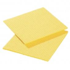 Spongyl afneemdoekje geel Doeken en Sponzen