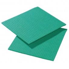 Spongyl afneemdoekje groen Doeken en Sponzen