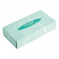 Cloudsoft witte tissues voor rechthoekige tissue box CF121 Hotelbenodigheden