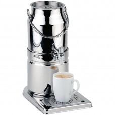 Melkdispenser RVS 18/10 Inhoud 3 Liter Drank Dispensers