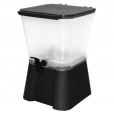 Olympia waterdispenser zwart 11 liter Drank Dispensers