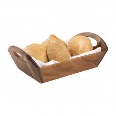Broodschaal hout bruin Houten Planken