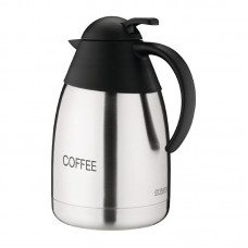 Isoleerkan rvs 1,5ltr COFFEE Thermoskannen