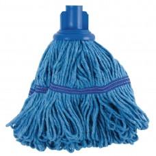 Jantex bio mop blauw Ø 38cm Mopkoppen