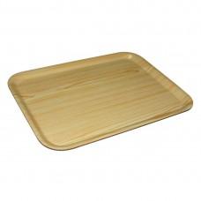 Berken fineer dienblad 43 x 33cm Dienblad Woodform