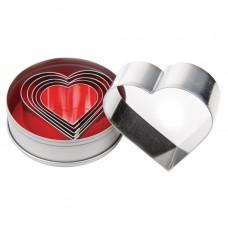 Stekerdozen hartvorm