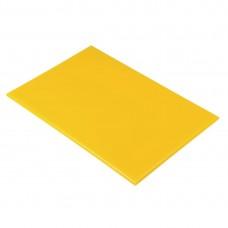 Anti-bacterie snijplank geel Snijplanken