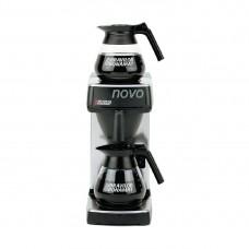 Bravilor Bonamat koffiezetapparaat Novo Glazenkan Apparatuur