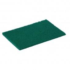 Jantex schuurspons groen Doeken en Sponzen