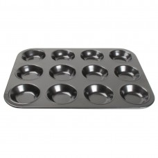 Vogue antikleef mini muffin bakplaat 12 vormen Bakplaten