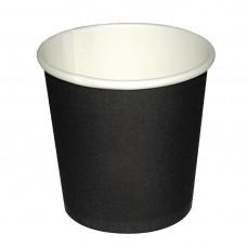 Fiesta wegwerp zwarte espresso kopjes 11cl x1000