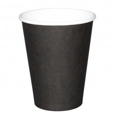Fiesta Hot Cup enkelwandig zwart 34cl x1000 Disposables Koffiebekers