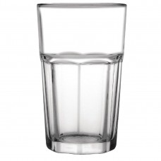 Olympia half paneel tumbler 42,5cl Waterglas
