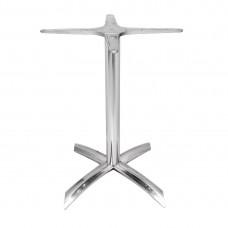 Bolero opklapbare aluminium tafelpoot Tafelpoot Mix & Match