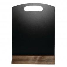 Olympia tafelbordje 21x32cm Tafelkrijtbord
