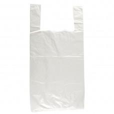 Grote witte plastic zakken Disposables Zakken