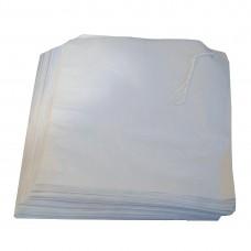Papieren zakjes wit Disposables Zakken