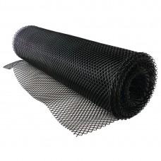 Bar planken bekleding 10m zwart Barmat