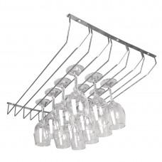 Olympia glazenhouder met 5 sleuven Glazen Ophangrekken