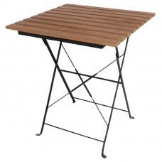Bolero vierkante polywood tafel 60cm Bistrotafels