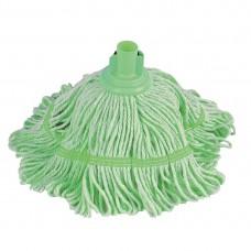 Jantex antibacteriéle mopkop groen Mopkoppen