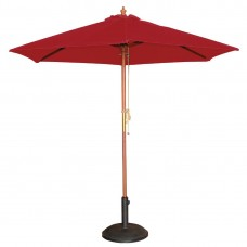 Bolero ronde rode parasol 2,5mtr Parasols