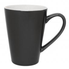 Olympia latte beker grijs 34cl Olympia Gekleurd