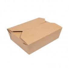 Vegware Composteerbaar Voedseldoosje 1.3 L. | Per 150 Disposable Overig