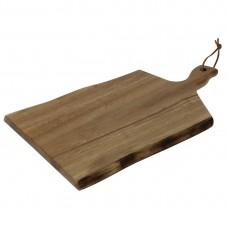 Olympia Acacia plank golvende rand 30,5x21,5cm Houten Planken
