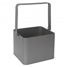 Olympia gegalvaniseerde tafelorganiser grijs Tafelstandaards