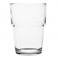Olympia stapelbare tumbler gehard glas 20cl Waterglas