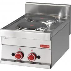 Gastro-M 600-serie elektrische kookplaat 60/30 PCE Kookplaat