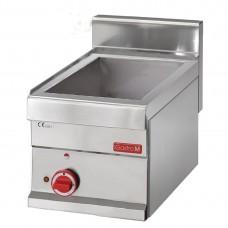 Gastro-M 650-serie elektrische GN 1/1 bain marie 65/40 BME Bain Marie Tafelmodel