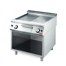 Gastro M 700 plus gas bakplaat GM70/80 FTRGS